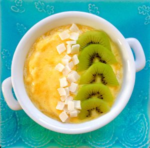 How to Cut a Pineapple + Mango-Pineapple Whip