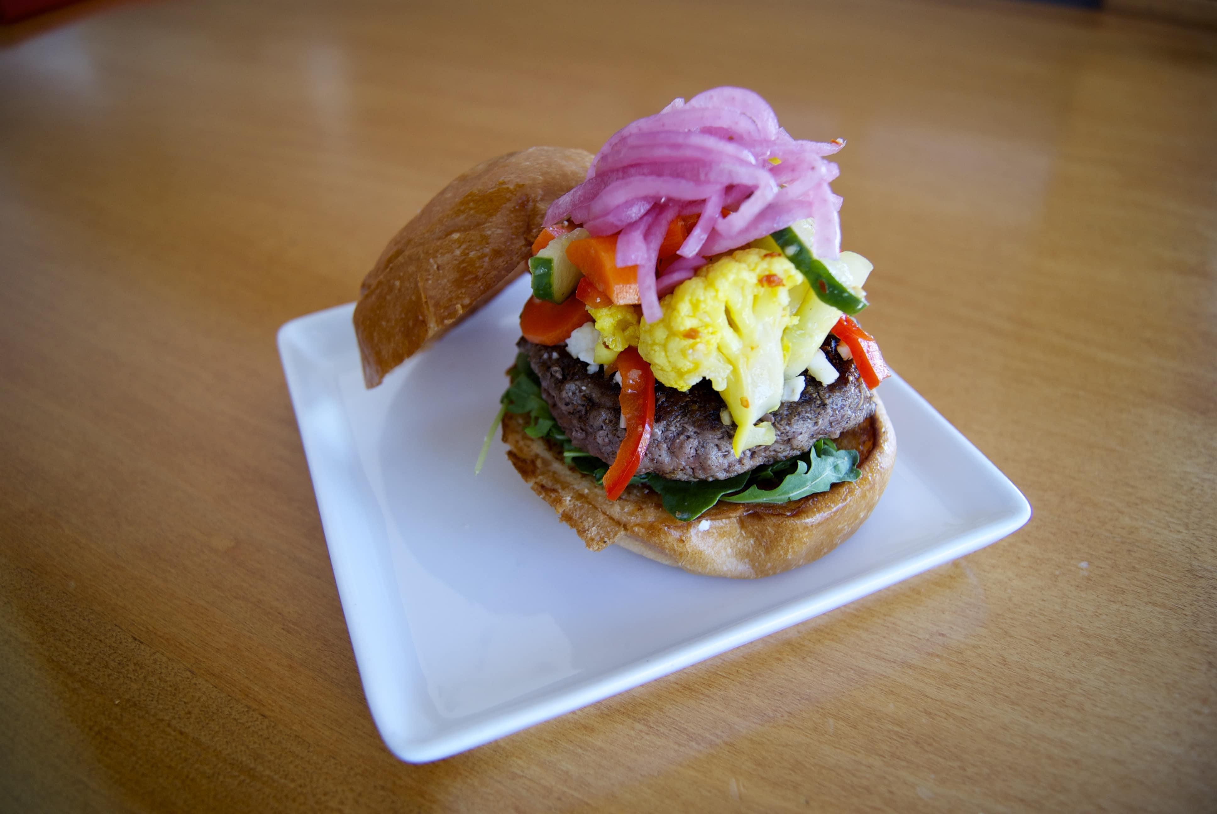 Best Burgers in Nashville » The Nutrition Adventure