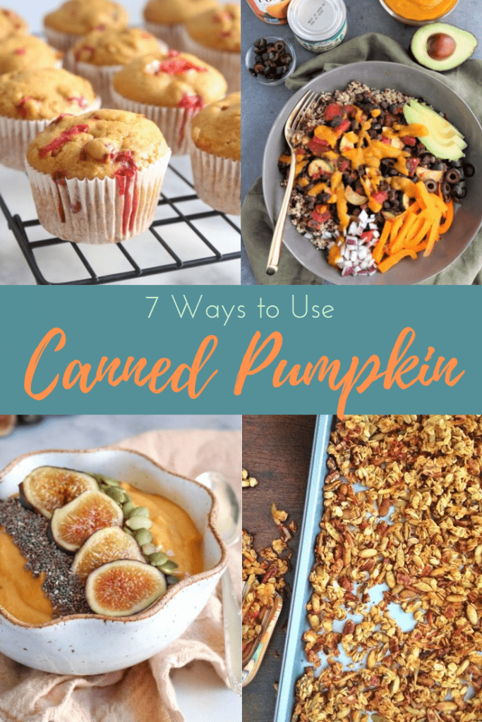 7 Ways to Use Canned Pumpkin