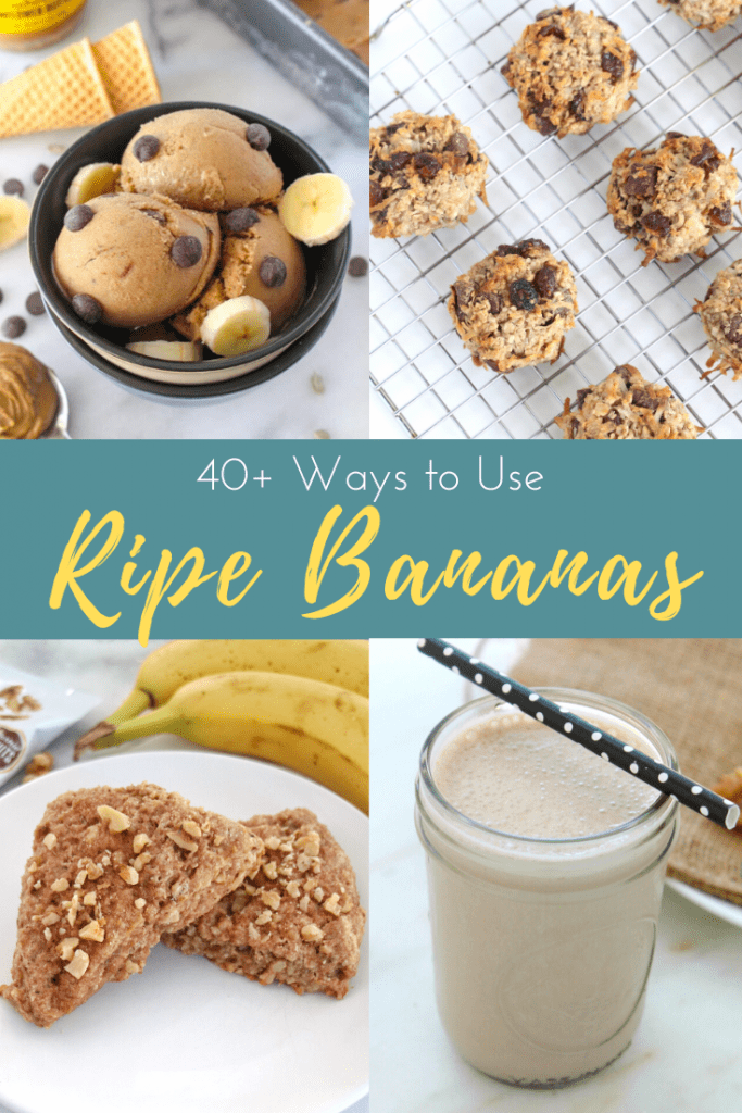 Ways to Use Ripe Bananas